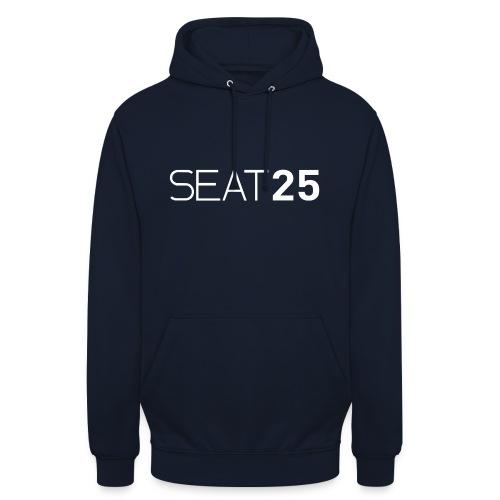 Seat25 Logo Light - Unisex Hoodie