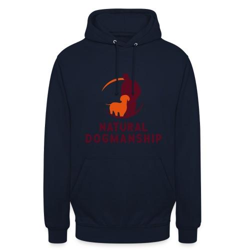 Natural Dogmanship Logo - Unisex Hoodie