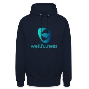 Wellfulness Original - Sudadera con capucha unisex