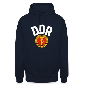 DDR - German Democratic Republic - Est Germany - Unisex Hoodie
