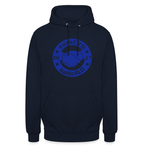 Joint EuroCVD-BalticALD conference womens t-shirt - Unisex Hoodie