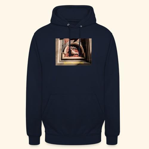 [peace&love] - Bluza z kapturem typu unisex