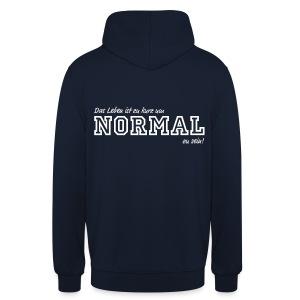 NORMAL - Unisex Hoodie