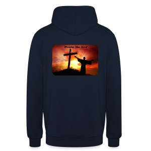 Praise the lord - Luvtröja unisex