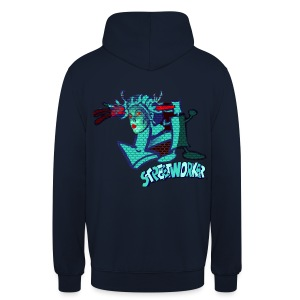 Streetworker Blow up your mind Classic Two Back - Unisex Hoodie