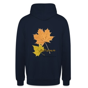 Streetworker art by Marcello Luce - autumn 2018 - Unisex Hoodie