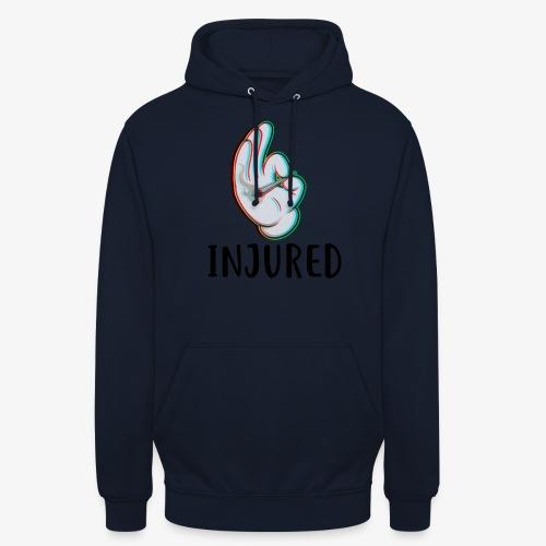 Injured Clothes / Special 1 - Felpa con cappuccio unisex