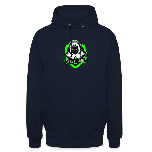 Green Light eSport Logo - Luvtröja unisex