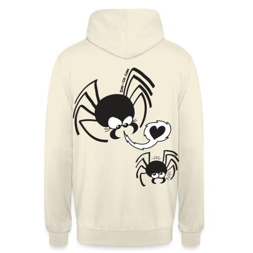 Dangerous Spider Love - Unisex Hoodie