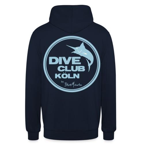 BlueMarlin - DiveClub Köln - Unisex Hoodie