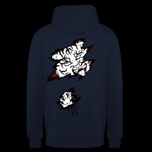 Böser Tiger - Unisex Hoodie