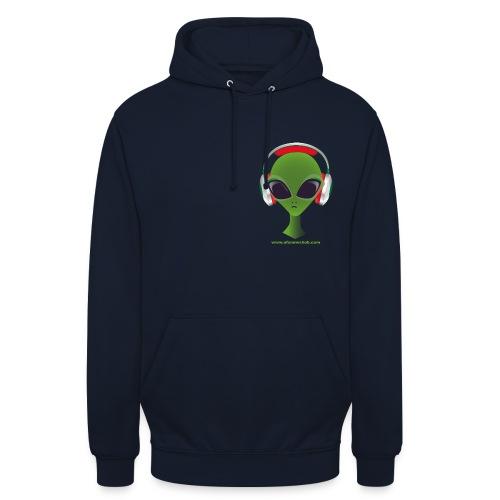 alienheadtshirt - Unisex Hoodie