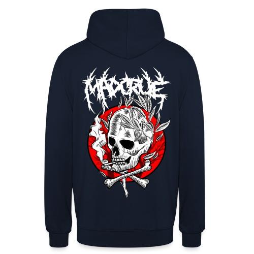 smokerskull dark - Unisex Hoodie