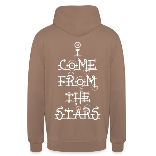 I Come From The Stars - Unisex Hoodie