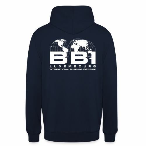 White Logo Collection - Unisex Hoodie
