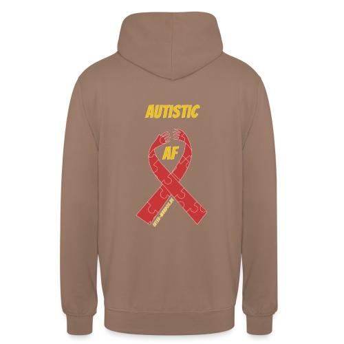 Autistic as F*** - Unisex Hoodie