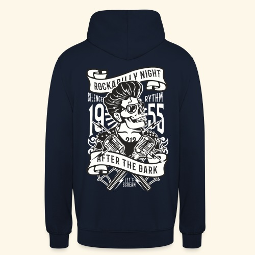 Rockabilly Night - Unisex Hoodie