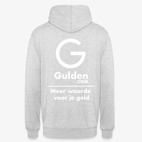 NLG - Gold Cryptocurrency - Early Adopter - Unisex Hoodie