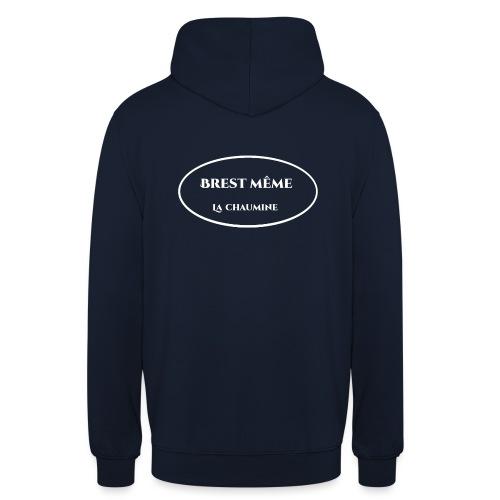 brest meme - Sweat-shirt à capuche unisexe