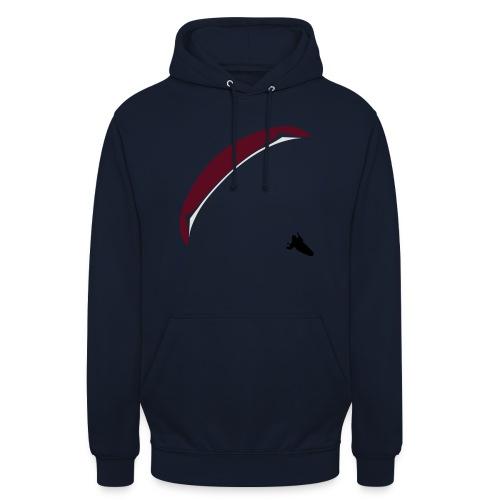 paragliding XC - Sweat-shirt à capuche unisexe