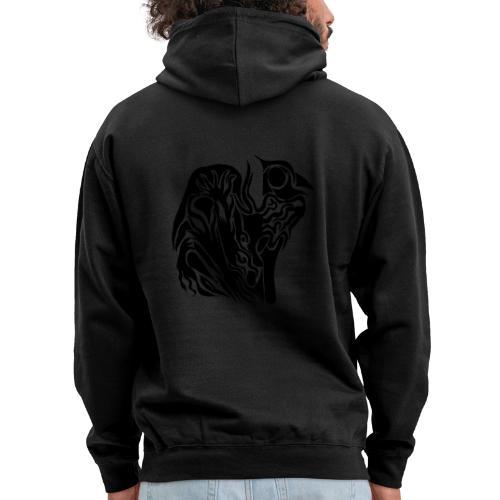 Coque Abstrait - Sweat-shirt à capuche unisexe