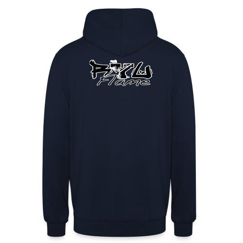 Ryu Flame Logo png - Unisex Hoodie