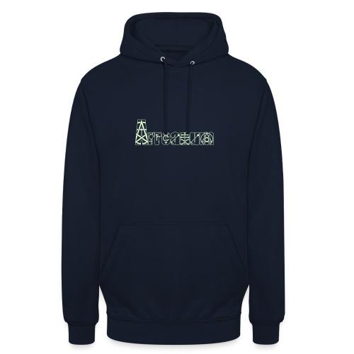 Arrcanum Logo Schrift neu - Unisex Hoodie