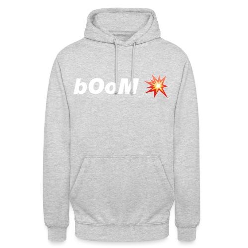 bOoM - Unisex Hoodie