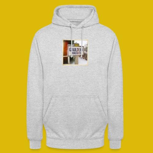 Gogoldorak - Sweat-shirt à capuche unisexe