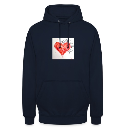 Matters of the Heart - Luvtröja unisex