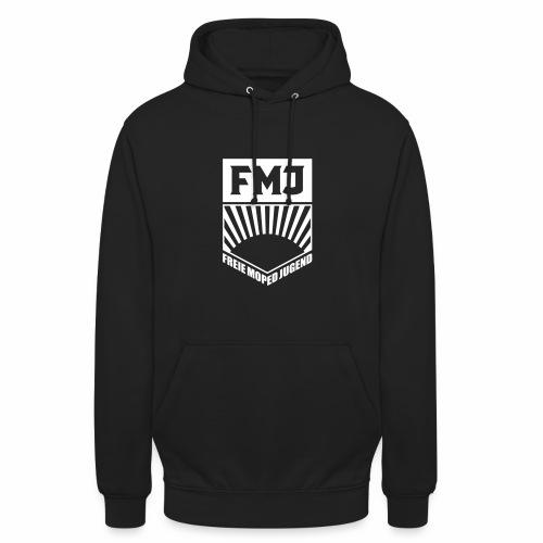 Freie Moped Jugend FDJ Parodie (1c) - Unisex Hoodie