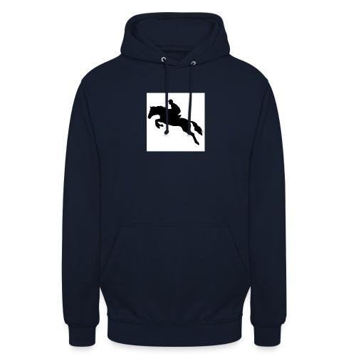 jump horse junp - Luvtröja unisex