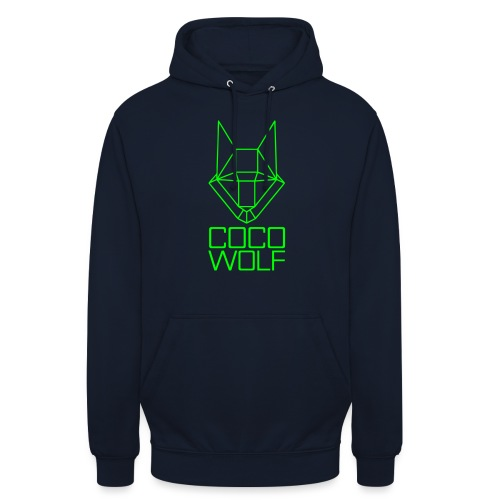 COCO WOLF - Unisex Hoodie