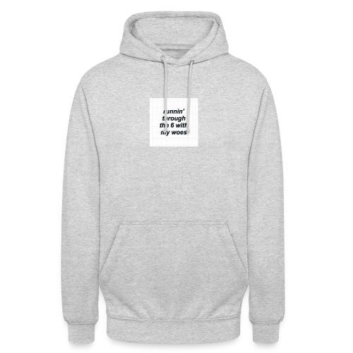 cap woes - Hoodie unisex