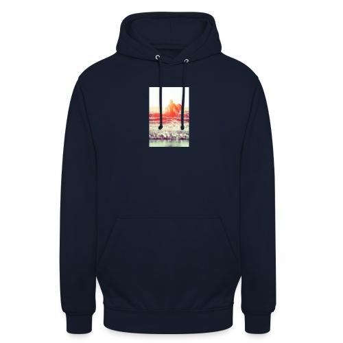 sunset surf jpg - Unisex Hoodie