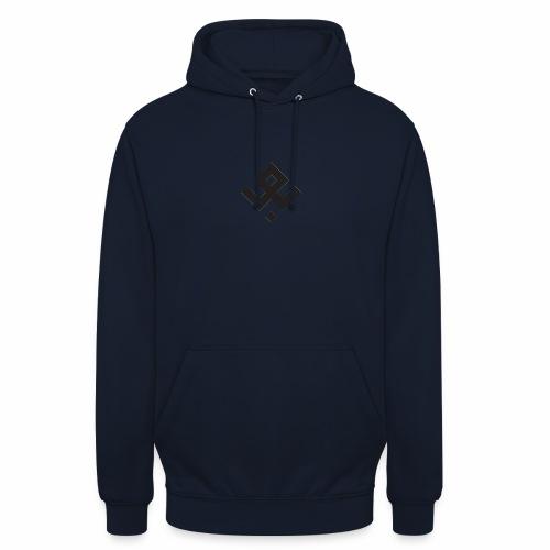Rune D'odal - Sweat-shirt à capuche unisexe