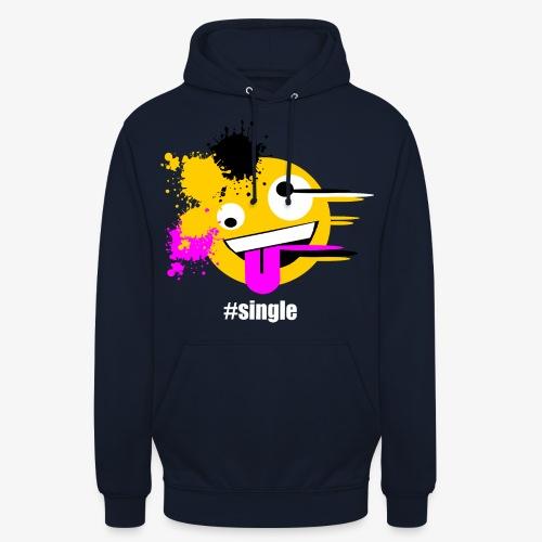 Emoji Art #single - Unisex Hoodie