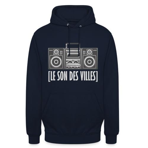 Ghetto blaster by LSDV - Sweat-shirt à capuche unisexe
