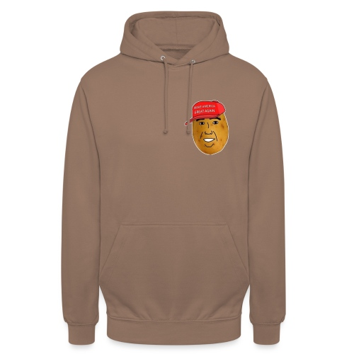 Potato - Sweat-shirt à capuche unisexe