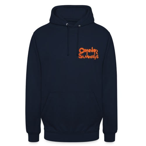 high res logo no background 2 png - Unisex Hoodie