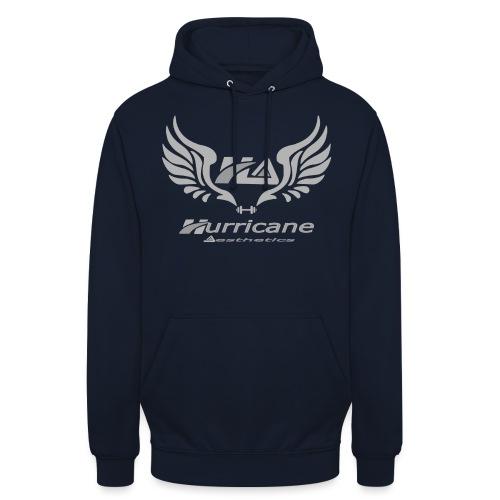 gros logo multicolore - Sweat-shirt à capuche unisexe