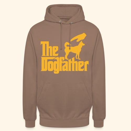 lustiges Dogfather Pate Hunde T-Shirt - Unisex Hoodie
