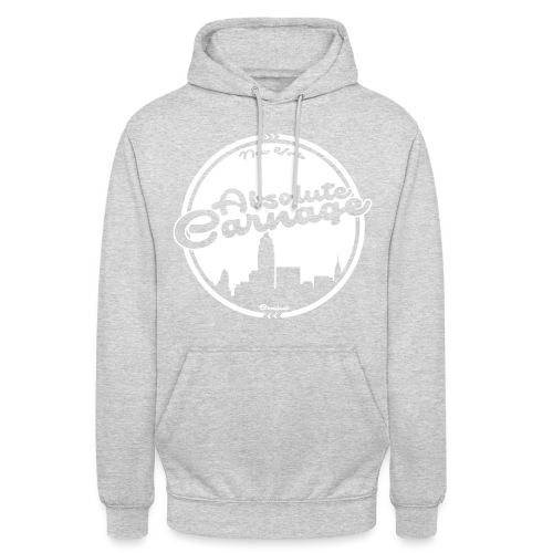 Absolute Carnage - White - Unisex Hoodie