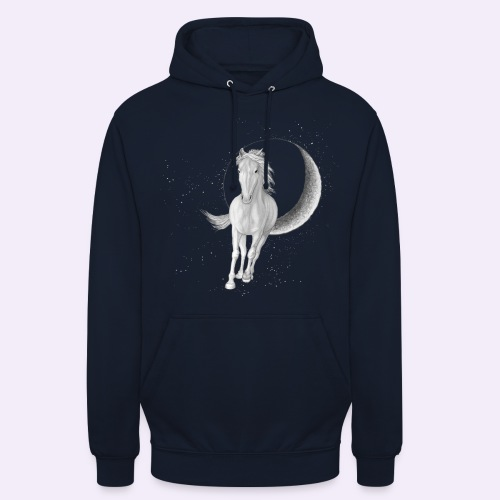 Sternenpferd cover - Unisex Hoodie