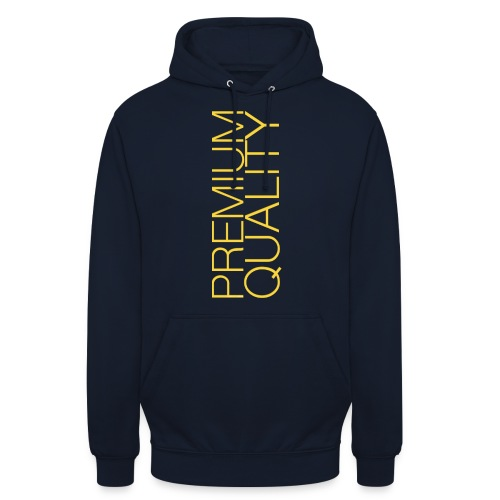 Premium quality - Sweat-shirt à capuche unisexe