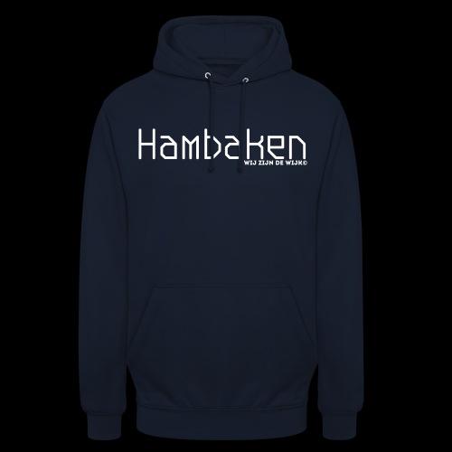 Hambaken Plasmatic Regular - Hoodie unisex