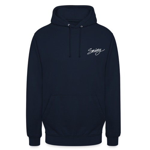 SMIRRY - # 1 - Sweat-shirt à capuche unisexe