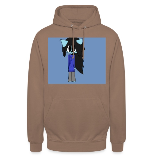 my cartoon self - Unisex Hoodie