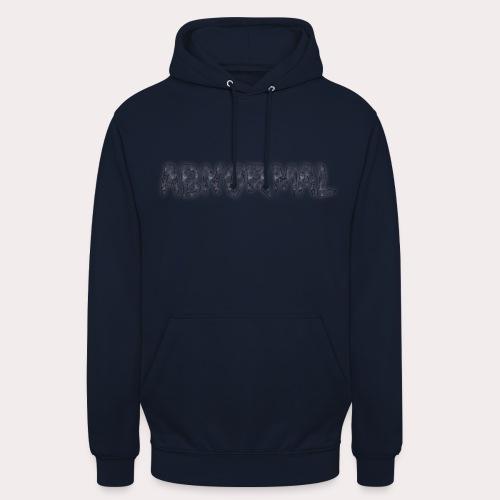 Ghost Style Black - Unisex Hoodie