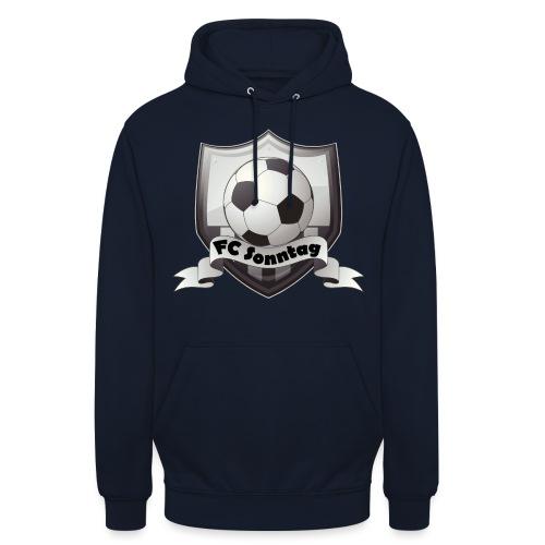 FC Sonntag Logo - Unisex Hoodie
